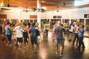 Ubud Studio Dance class