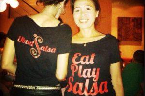 ubud salsa tshirt