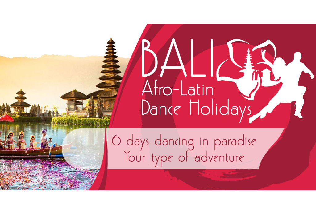 Dance Retreat Bali 2019 Afro Latin Dance Holidays Ubud Studio